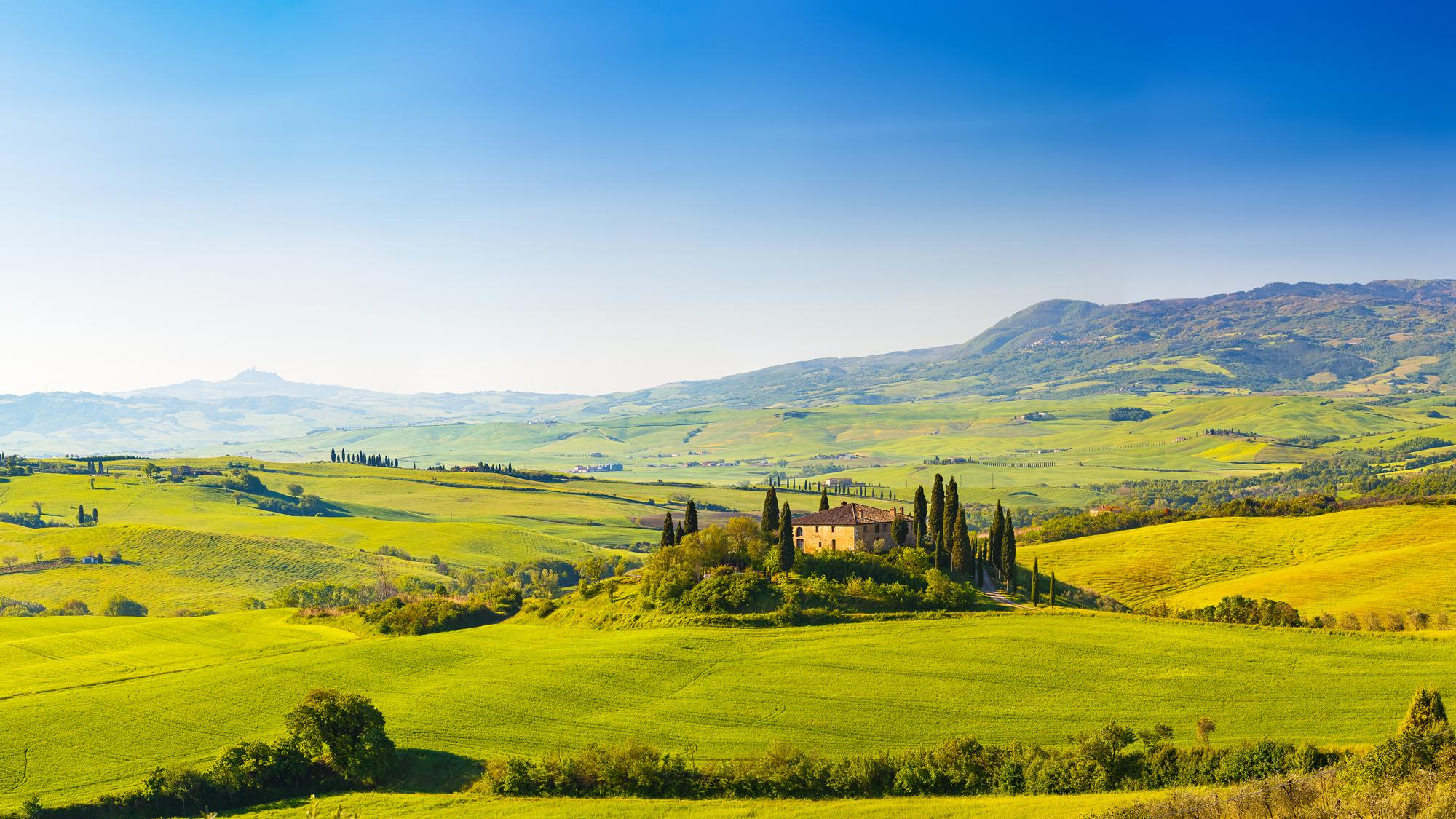 Hoe vindt u de ultieme agriturismo in Italië? - Agriturismo in Italië